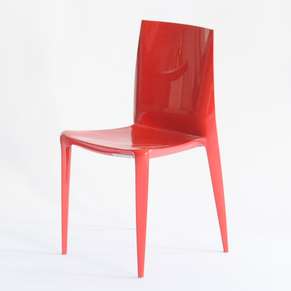 bellini chair red glossy furniture rentals for special events