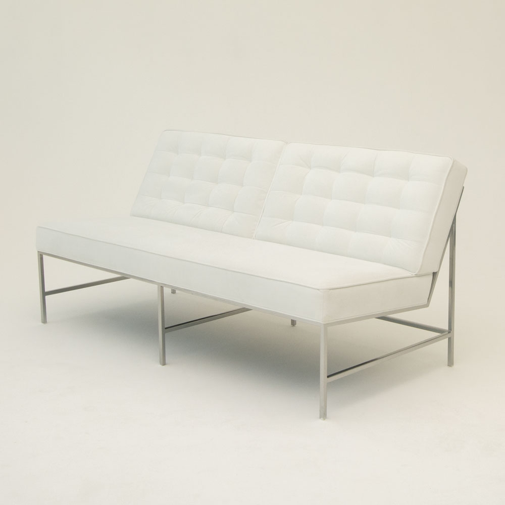 aston sofa white