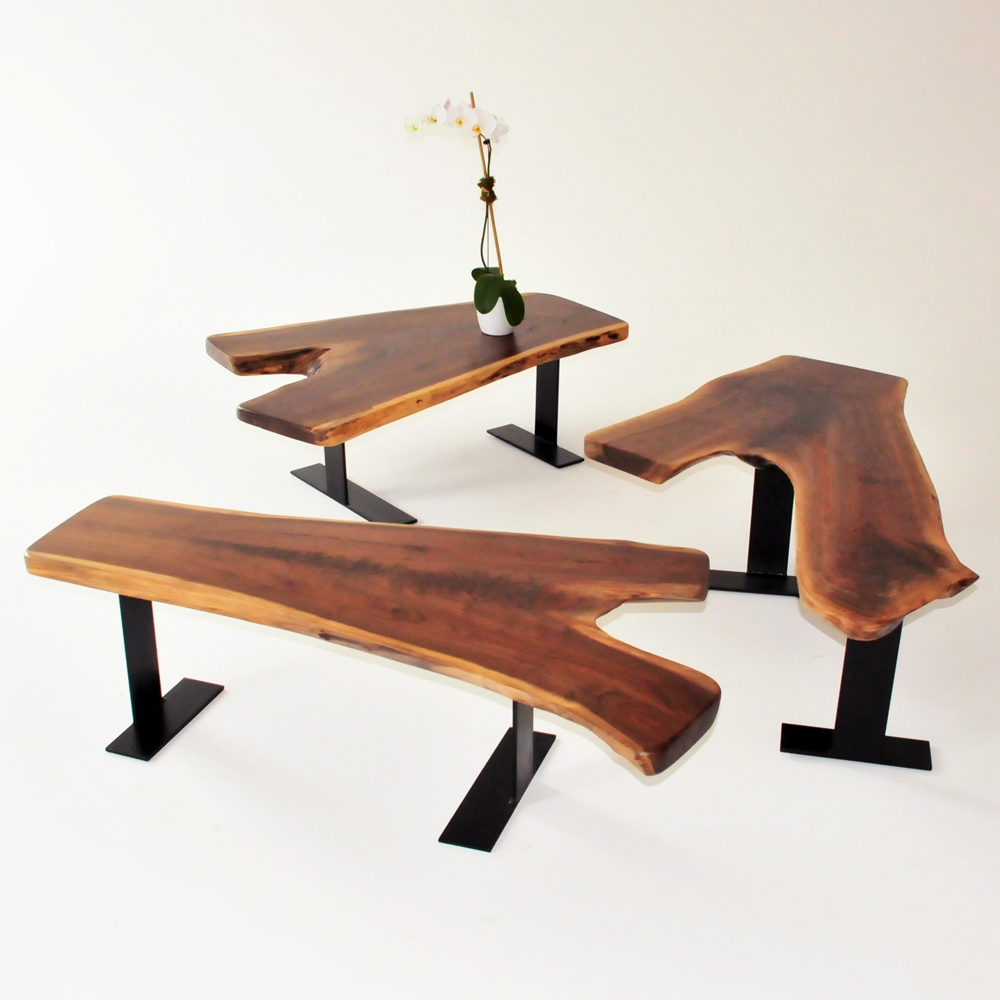 walnut coffee tables