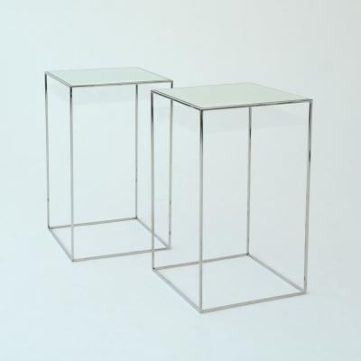 Additional image for edge pedestal chrome w/ mirror
