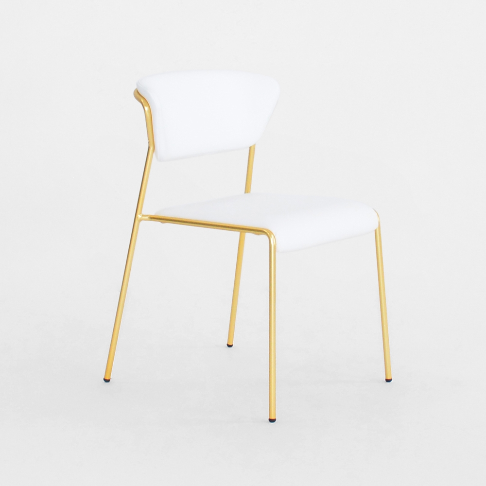 rockwell chair white