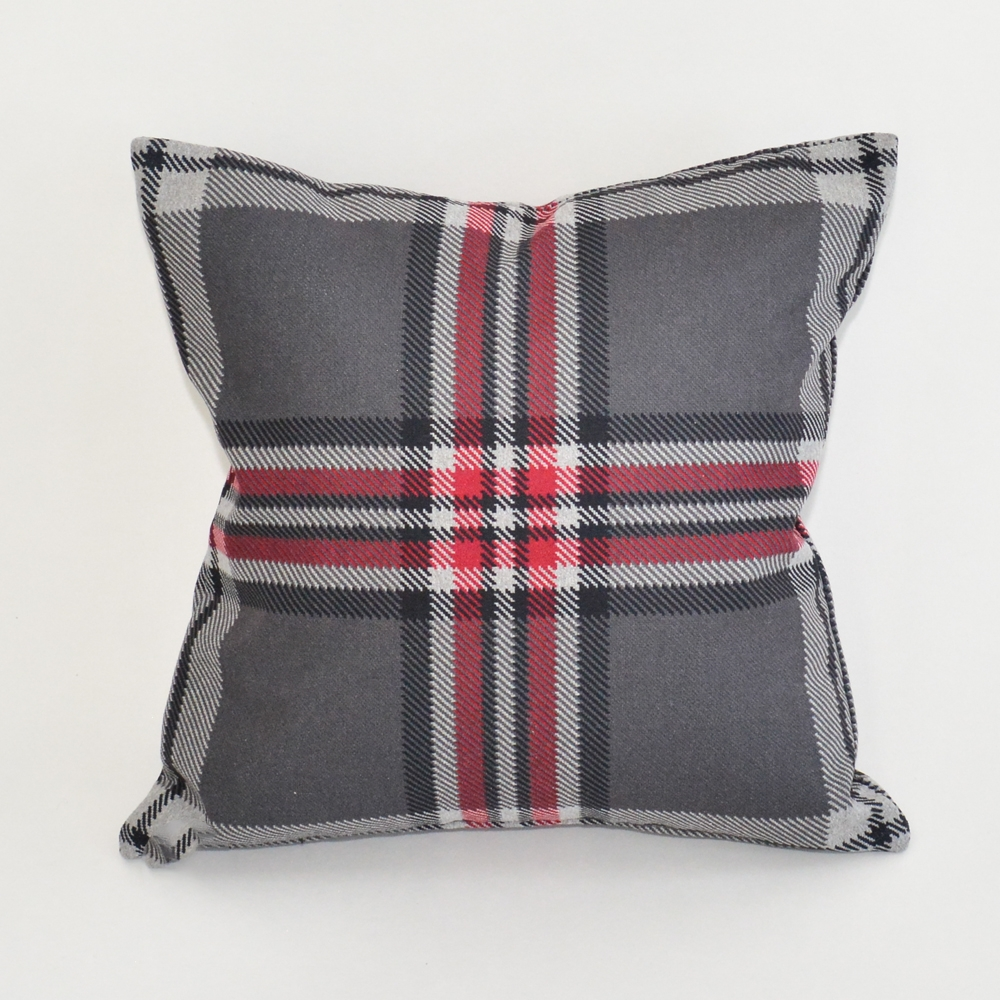 grayson plaid pillow