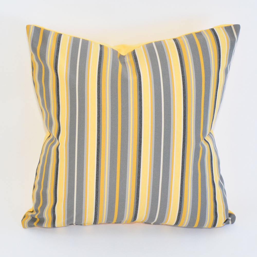 fiesta stripe pillow