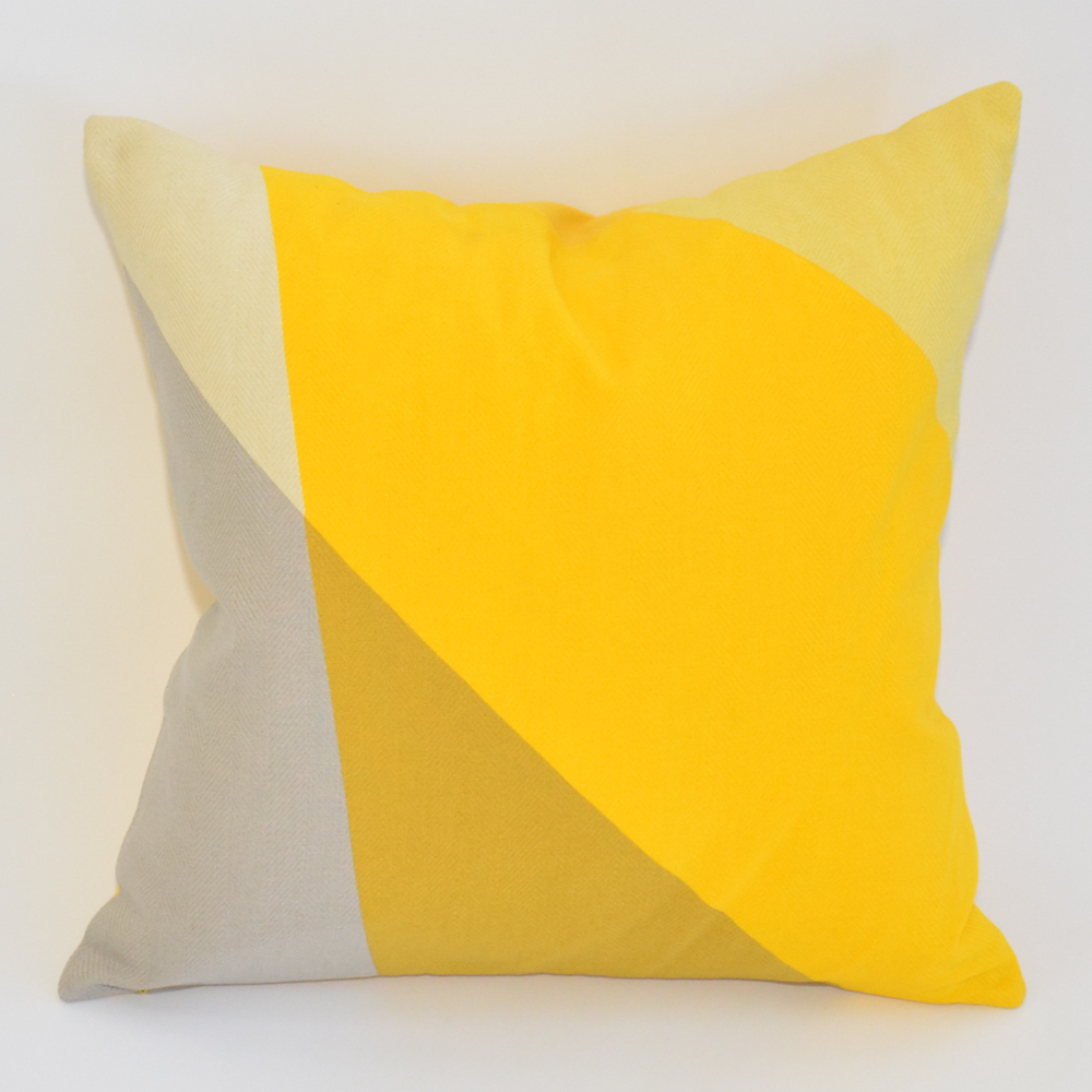 sunbeam pillow