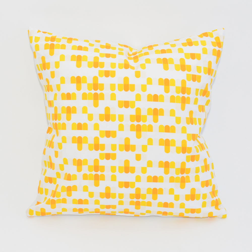 citrus pillow