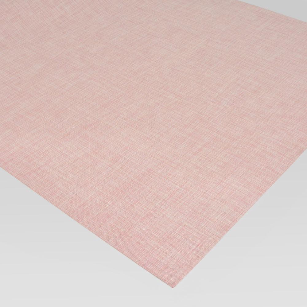 chilewich floor mat blush