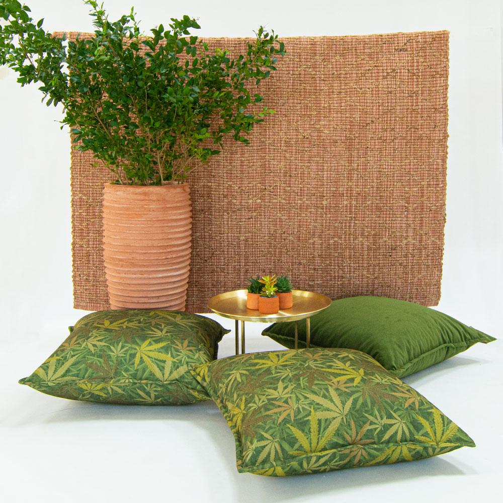 weedle dee floor cushion