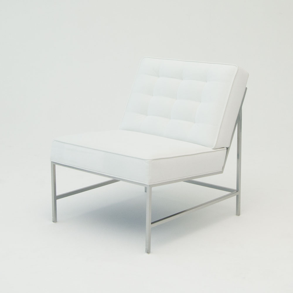 aston chair white