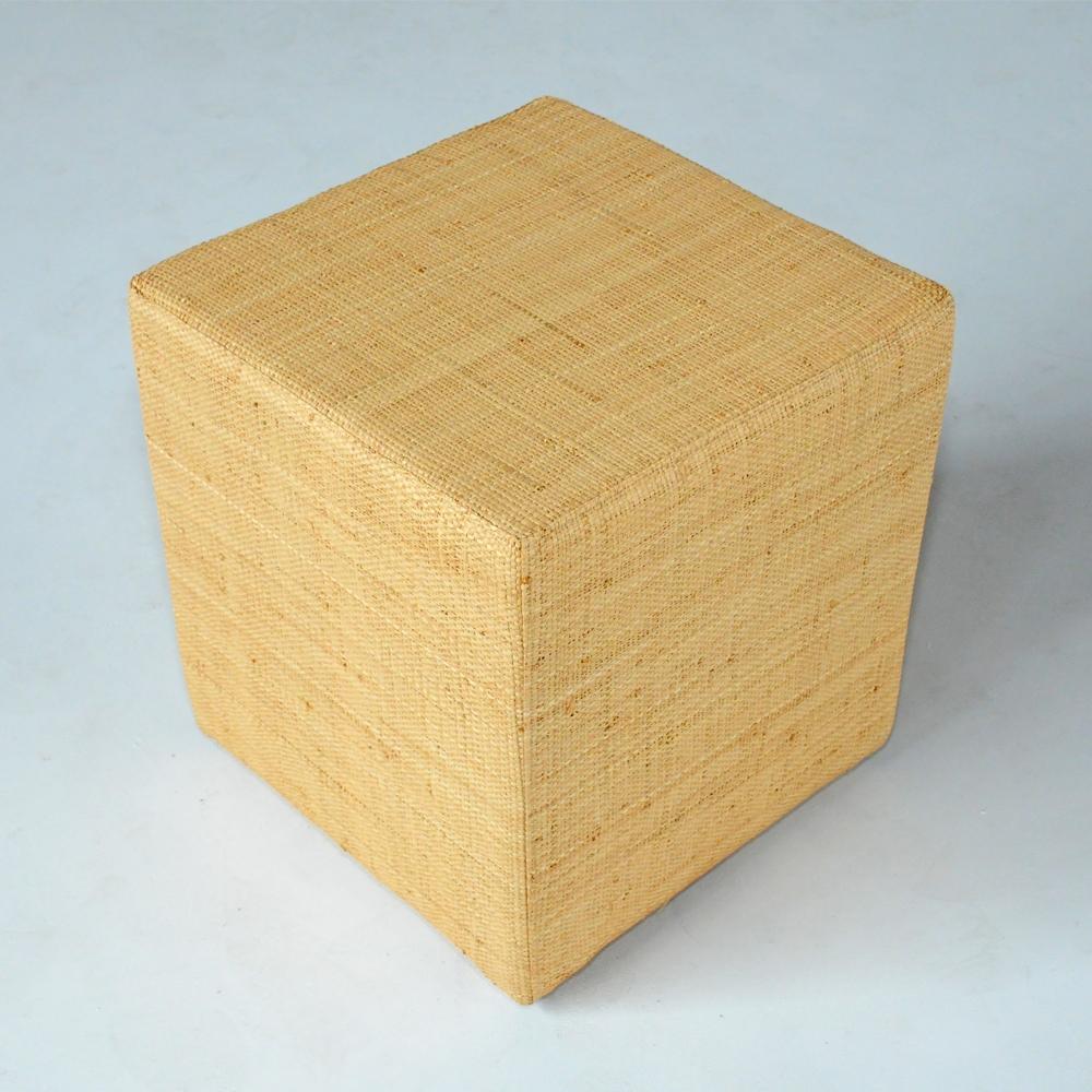 oscar cube raffia