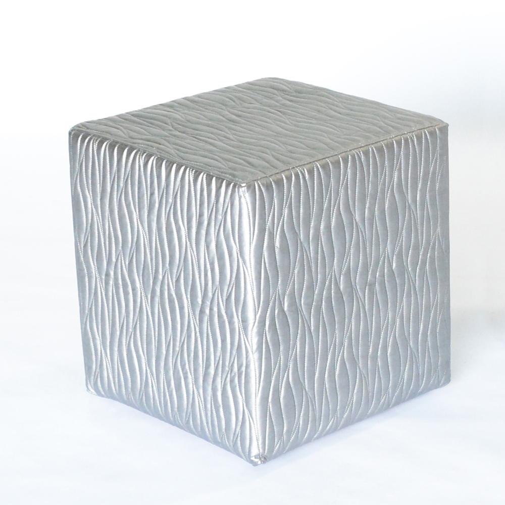 oscar cube ebb & flow silver