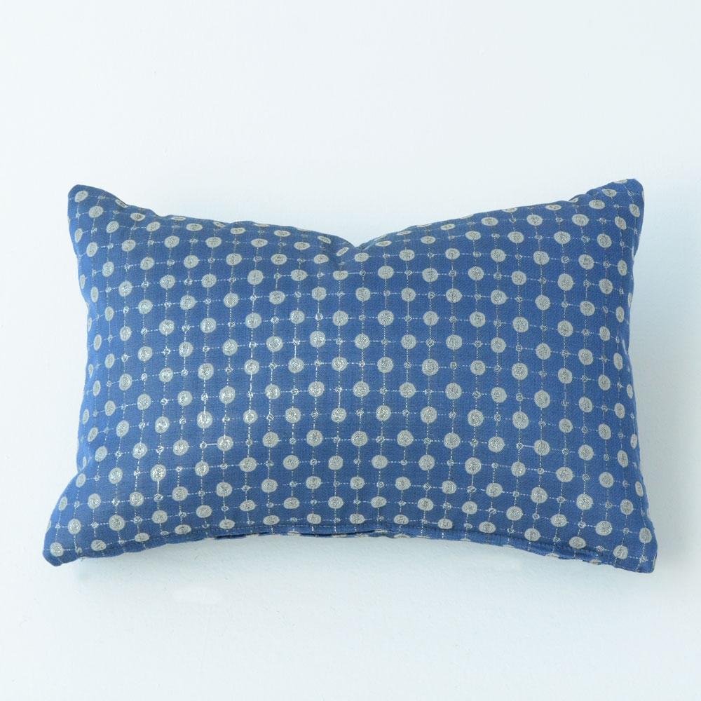 sapphire kidney pillow