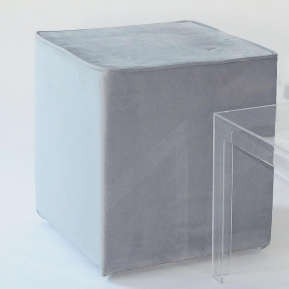 oscar cube gray
