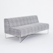 balance sofa plaid