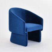 sven chair navy
