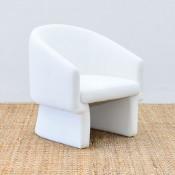 sven chair white