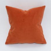 tuscan velvet pillow