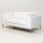 hudson sofa white