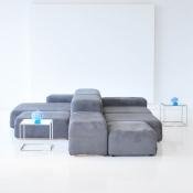 lounge modular gray