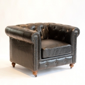 gordon chair black