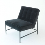 aston chair black