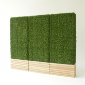 faux hedge 70