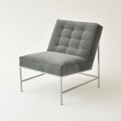 aston chair gray