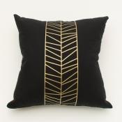 center foil pillow