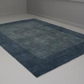 regent area rug blue