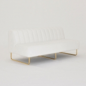 savile sofa white