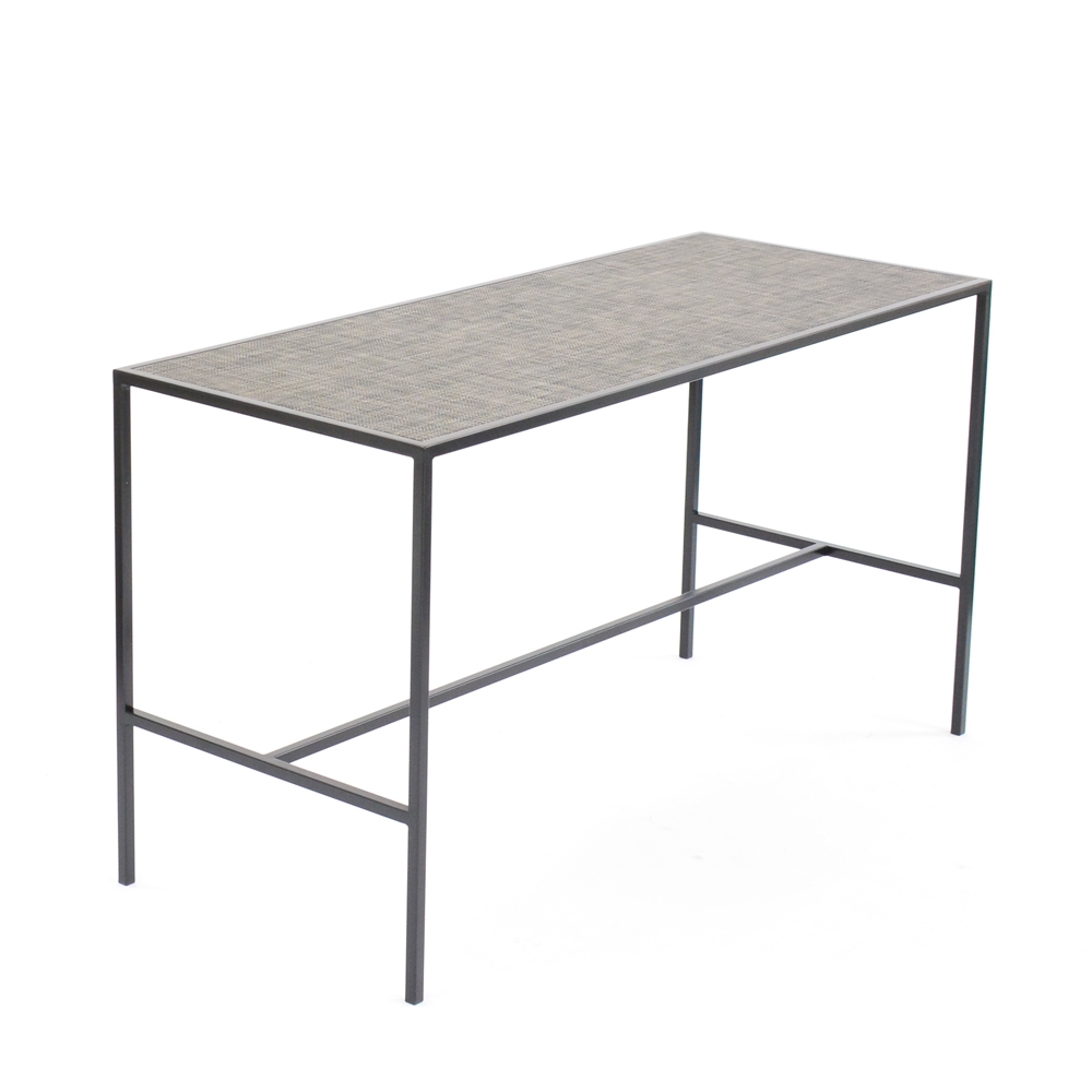 Additional image for communal table - chilewich carbon