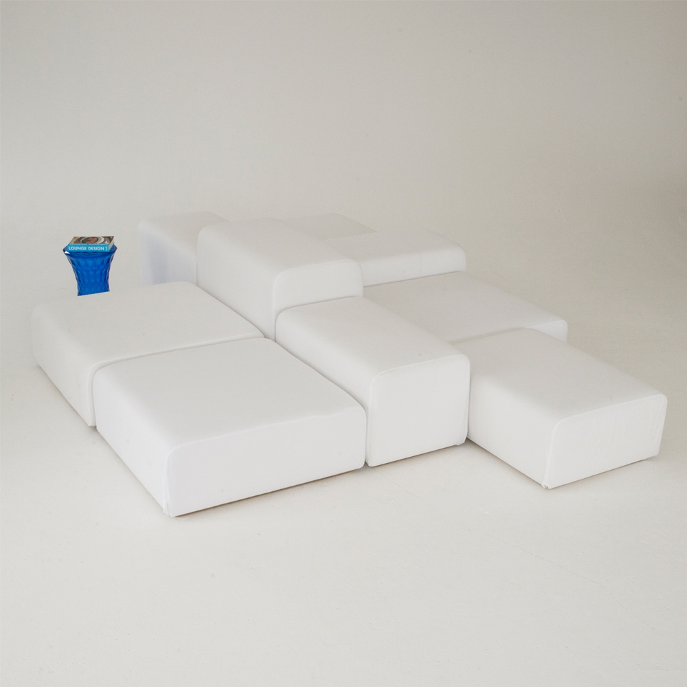 Additional image for lounge modular white