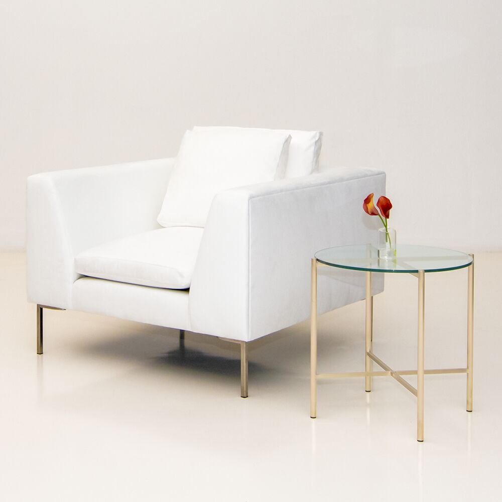 Additional image for hudson chair white