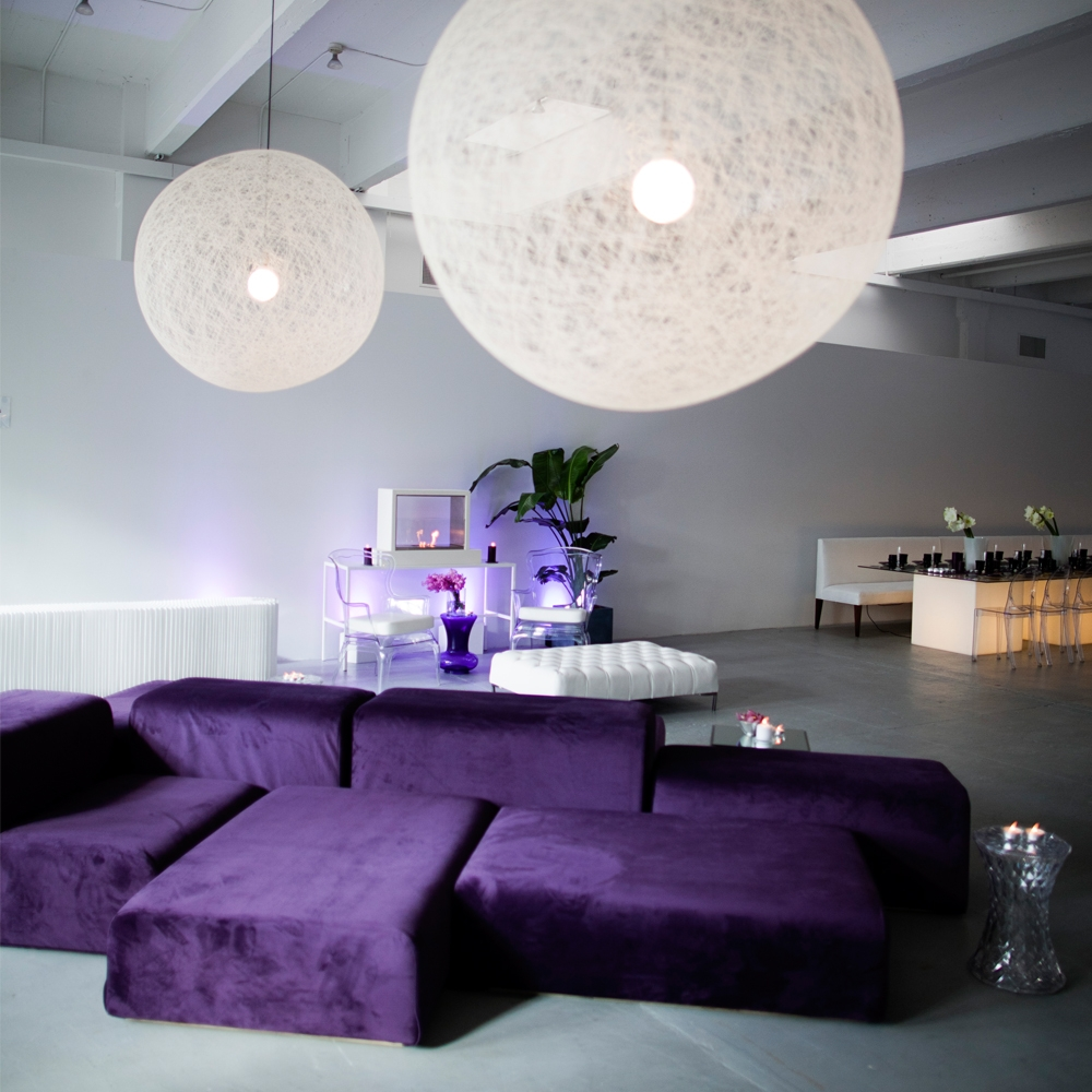 Additional image for lounge modular plum