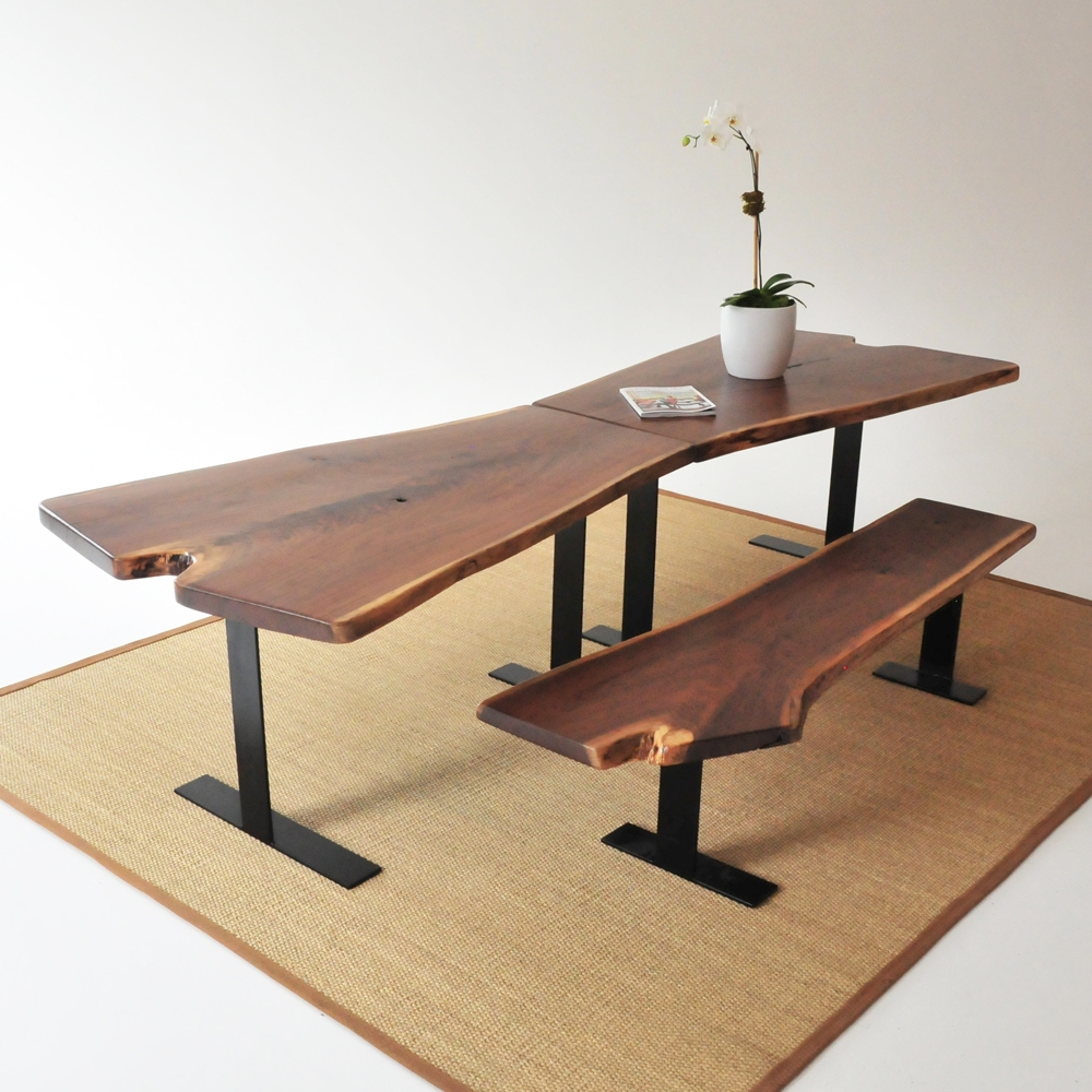 Additional image for walnut table naka