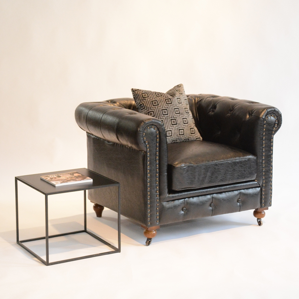 Additional image for gordon chair black