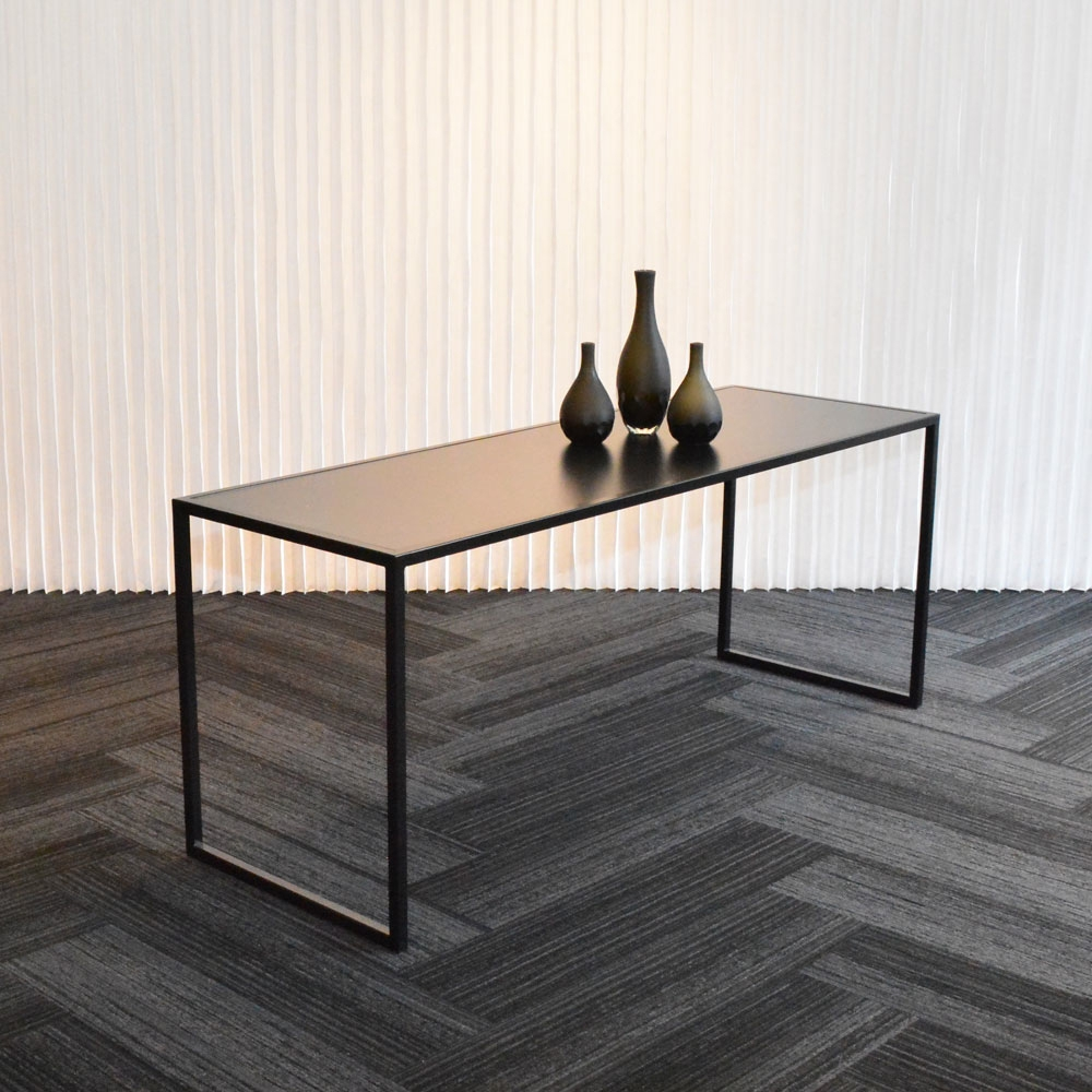 Additional image for bedford table black