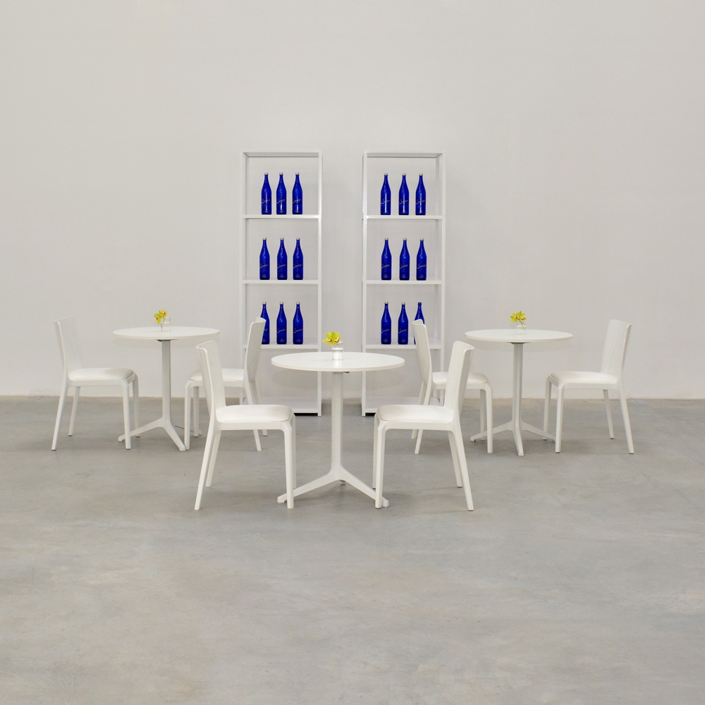 Additional image for cafe table white