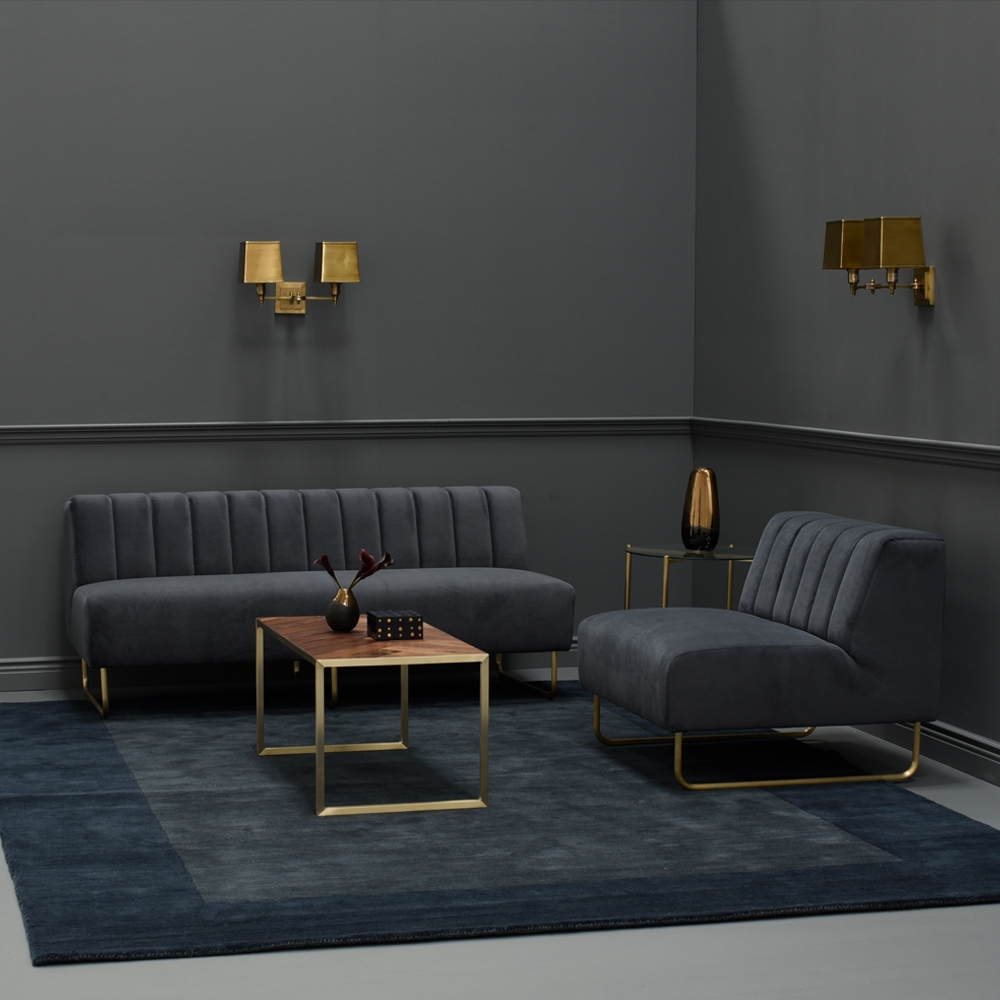 Additional image for savile sofa gray