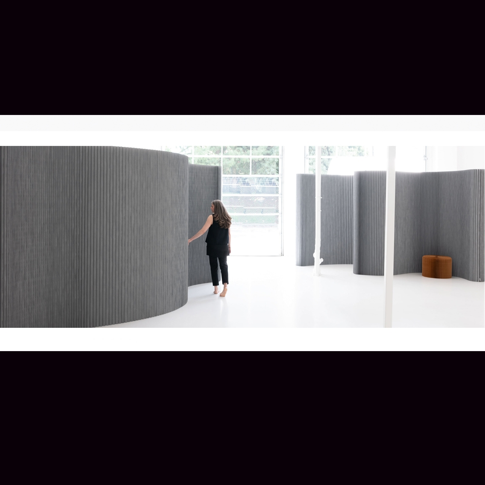 Additional image for 8' softwall gray