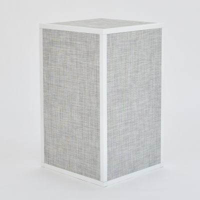 Additional image for chilewich highboy - white/silver