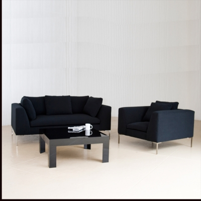 Additional image for hudson chair black