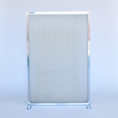 Additional image for shimmer frame silver