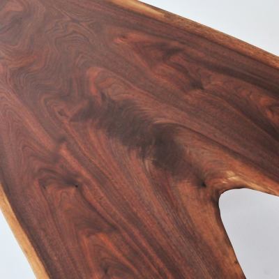 Additional image for walnut coffee table
