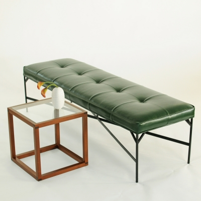 Additional image for studio bench green