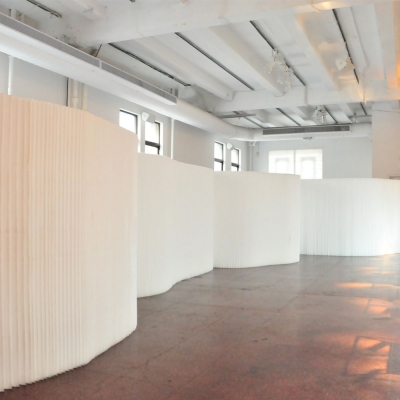 Additional image for 8' softwall white