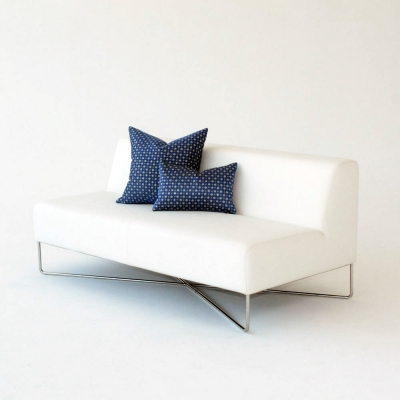 Additional image for balance sofa white