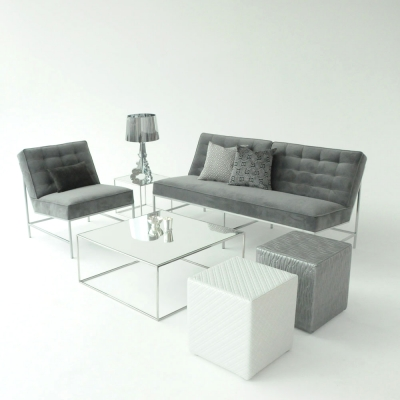 Additional image for aston chair gray