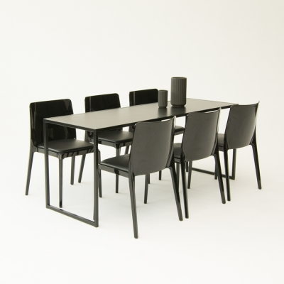 Additional image for whitney chair black