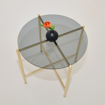 Additional image for maxwell round side table collection