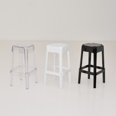 Additional image for hopper barstool white